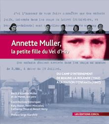Annette Muller, la petite fille du Vel d'Hiv
